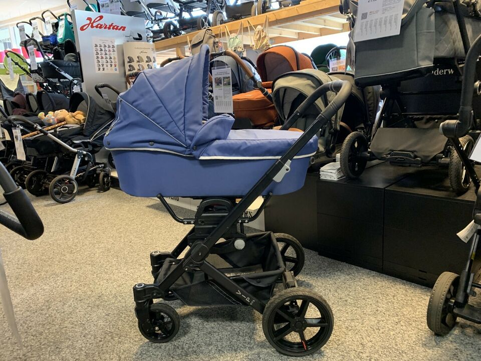 HARTAN VIP GTS 2020 Kombi-Kinderwagen - XL-Set