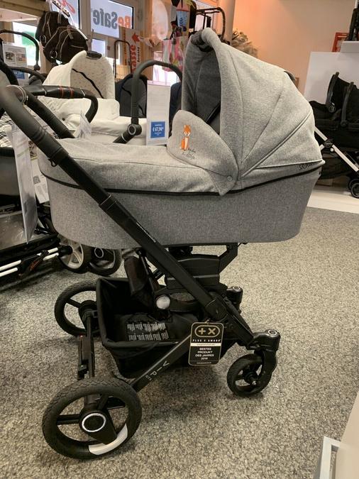 HARTAN Vip GTX S.Oliver (2020) Kombi-Kinderwagen
