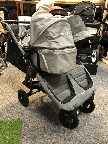 Baby Jogger City Mini GT Double XL Geschwisterwagen