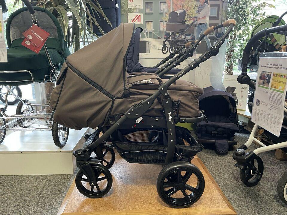 Naturkind Varius PRO Kombi-Kinderwagen - NEU - FIRLEFANZ
