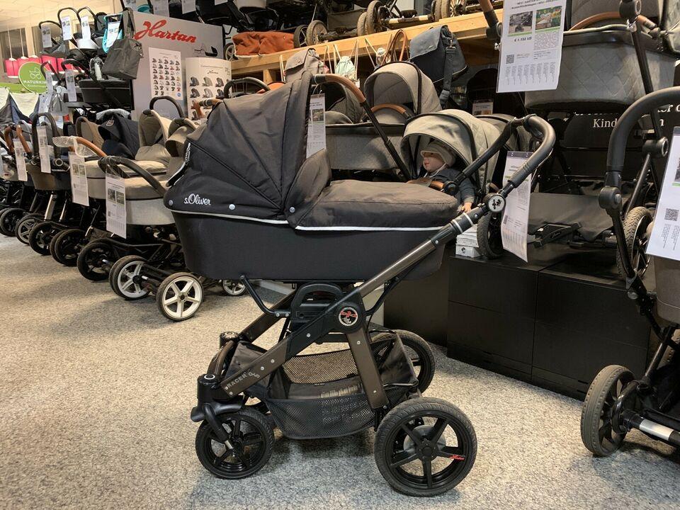 HARTAN Racer GTS 2018 Kombi-Kinderwagen - XXL-Set