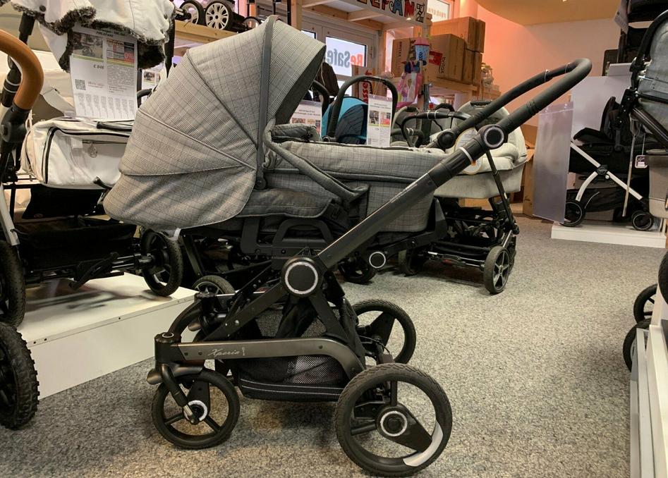 HARTAN Xperia GTX 2019 Kombi-Kinderwagen
