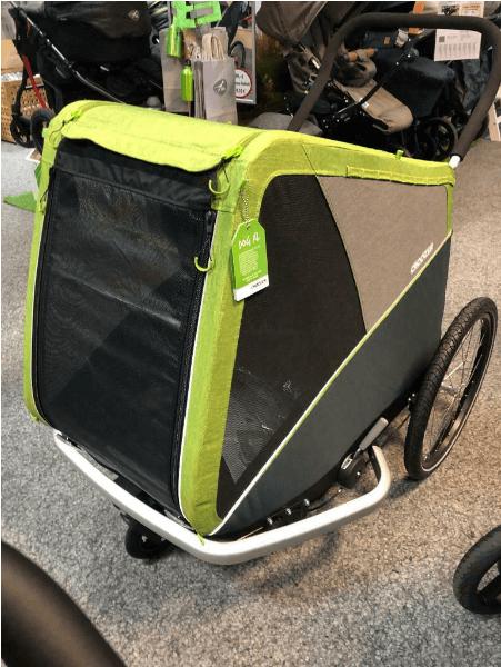 CROOZER DOG XL (2019) Hunde-Anhänger