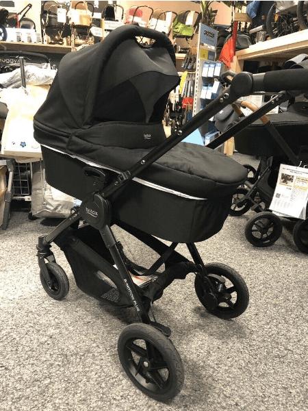 BRITAX B-MOTION 4 Plus Kombi-Kinderwagen