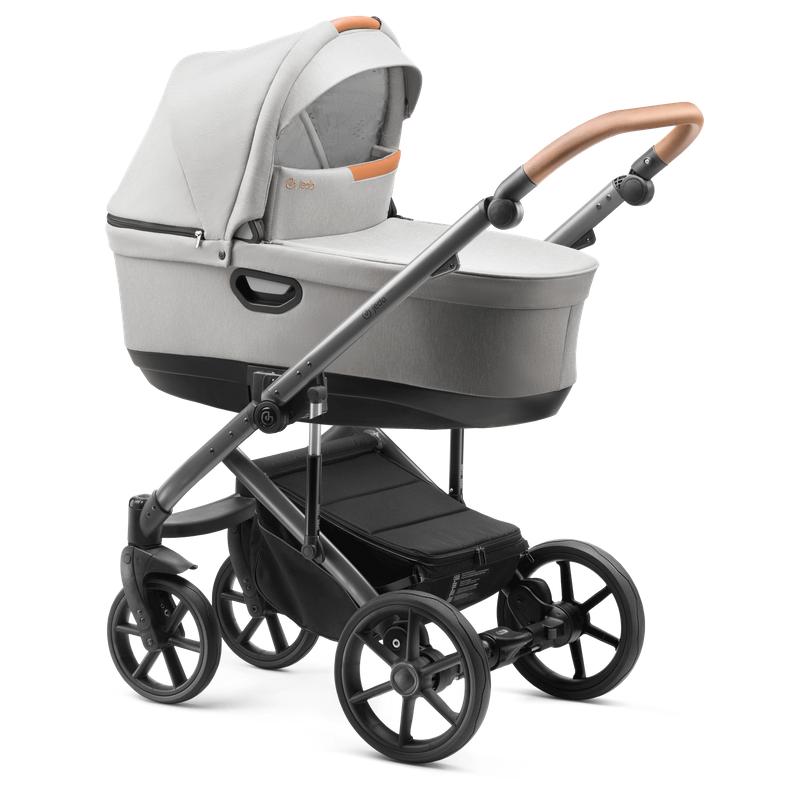 jedo TAMEL 2021 Kombi-Kinderwagen - XXL-Set