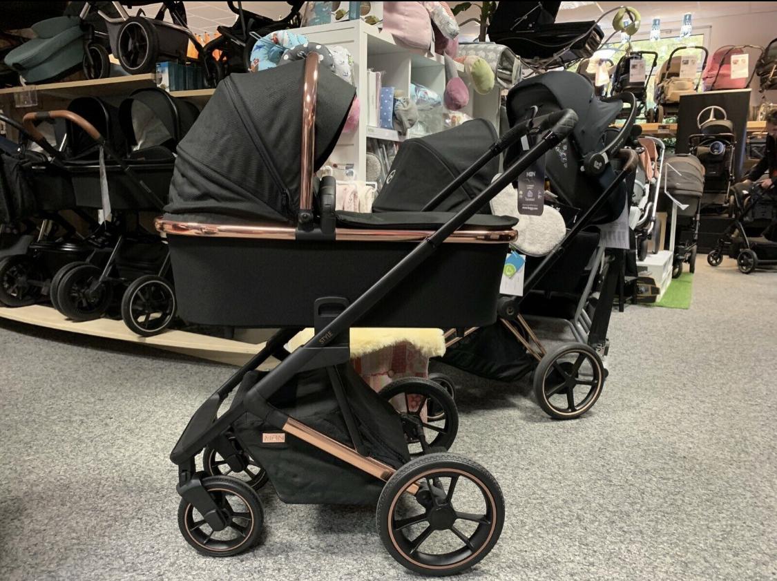 MOON Style (2021) Kombi-Kinderwagen