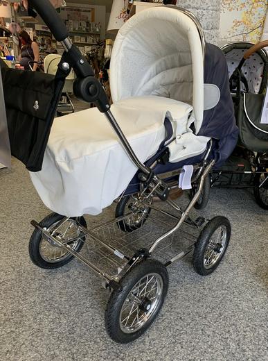 HESBA Condor Coupe DeLuxe Kombi-Kinderwagen - XXL-Set
