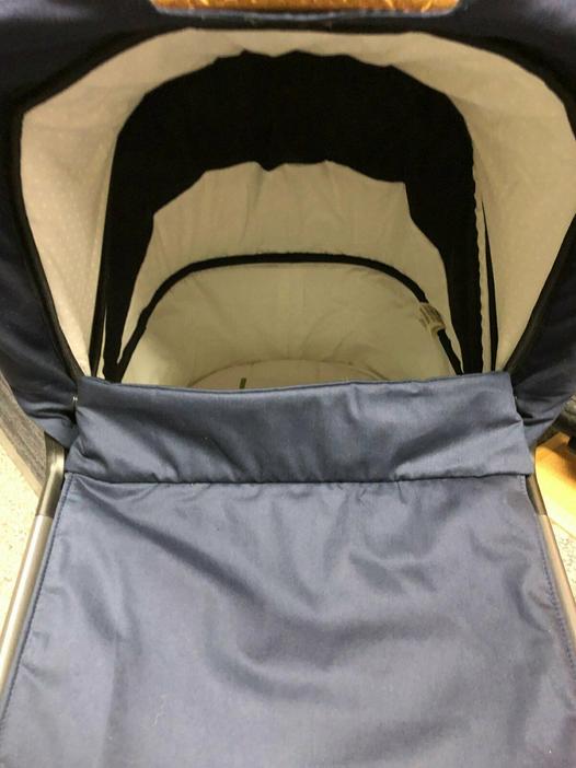 Naturkind LUX Kombi-Kinderwagen