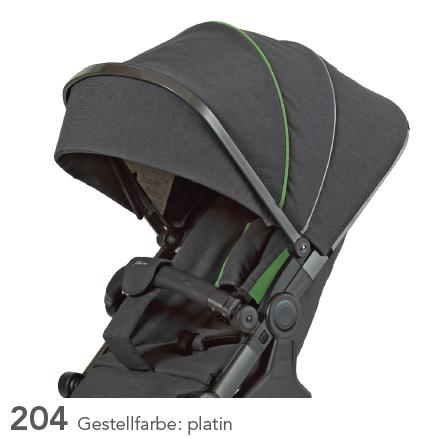 HARTAN Topline 2.0 GTX (2022) Kombi-Kinderwagen
