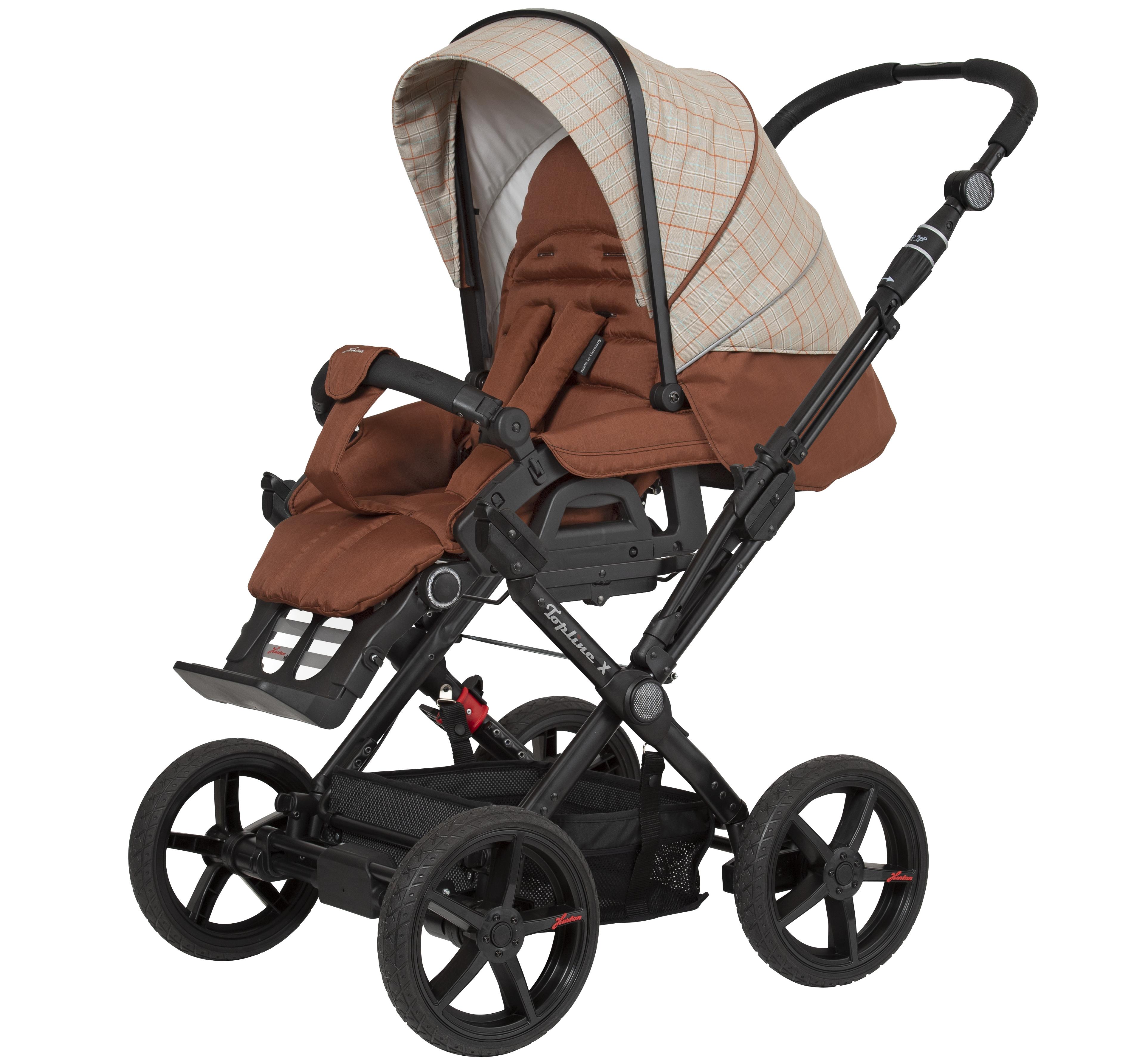 HARTAN Topline X (2021) Kombi-Kinderwagen