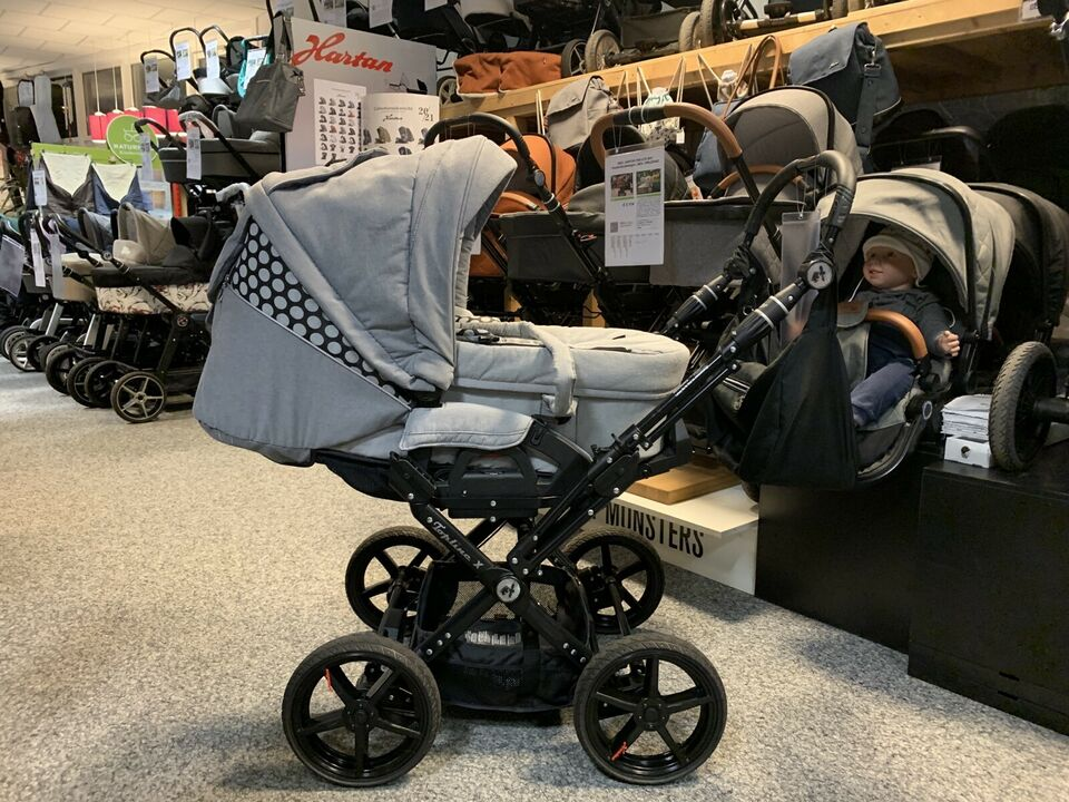 HARTAN Topline X 2021 Kombi-Kinderwagen - XXL-Set