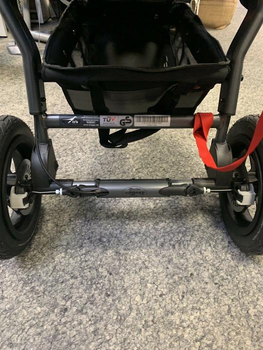 tfk Joggster Adventure 2 Kombi-Kinderwagen