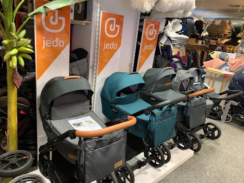 MOON Nuova 2021 3i1 Kombi-Kinderwagen