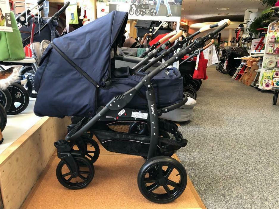 Naturkind Varius PRO Kombi-Kinderwagen