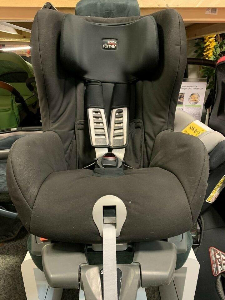 BRITAX RÖMER SafeFix Plus Auto-Kindersitz 9-18kg