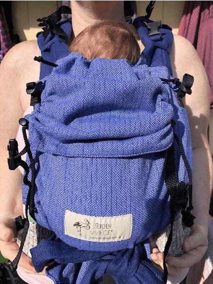 Storchenwiege® BabyCarrier Babytrage 3-15kg