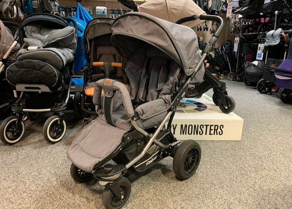 Emmaljunga Scooter 4s Kinder-Buggy - Sportwagen