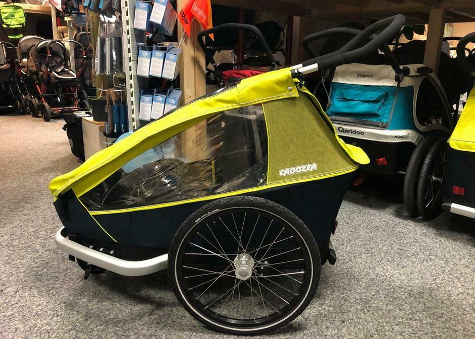 CROOZER Kid For 1 (2019) Sportwagen-Anhänger