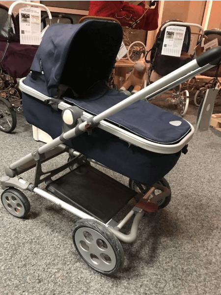 BRITAX SEED Pli Mg Kombi-Kinderwagen - XL-Set