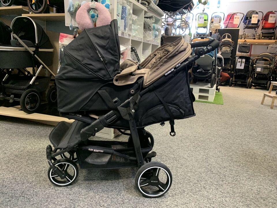 BABY MONSTERS Easy Twin 3s Zwillingswagen