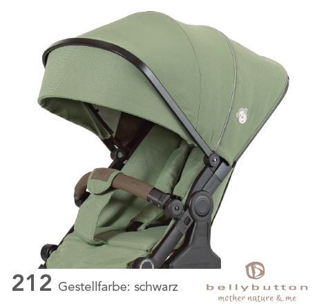 HARTAN Vip GTS bellybutton (2022) Kombi-Kinderwagen