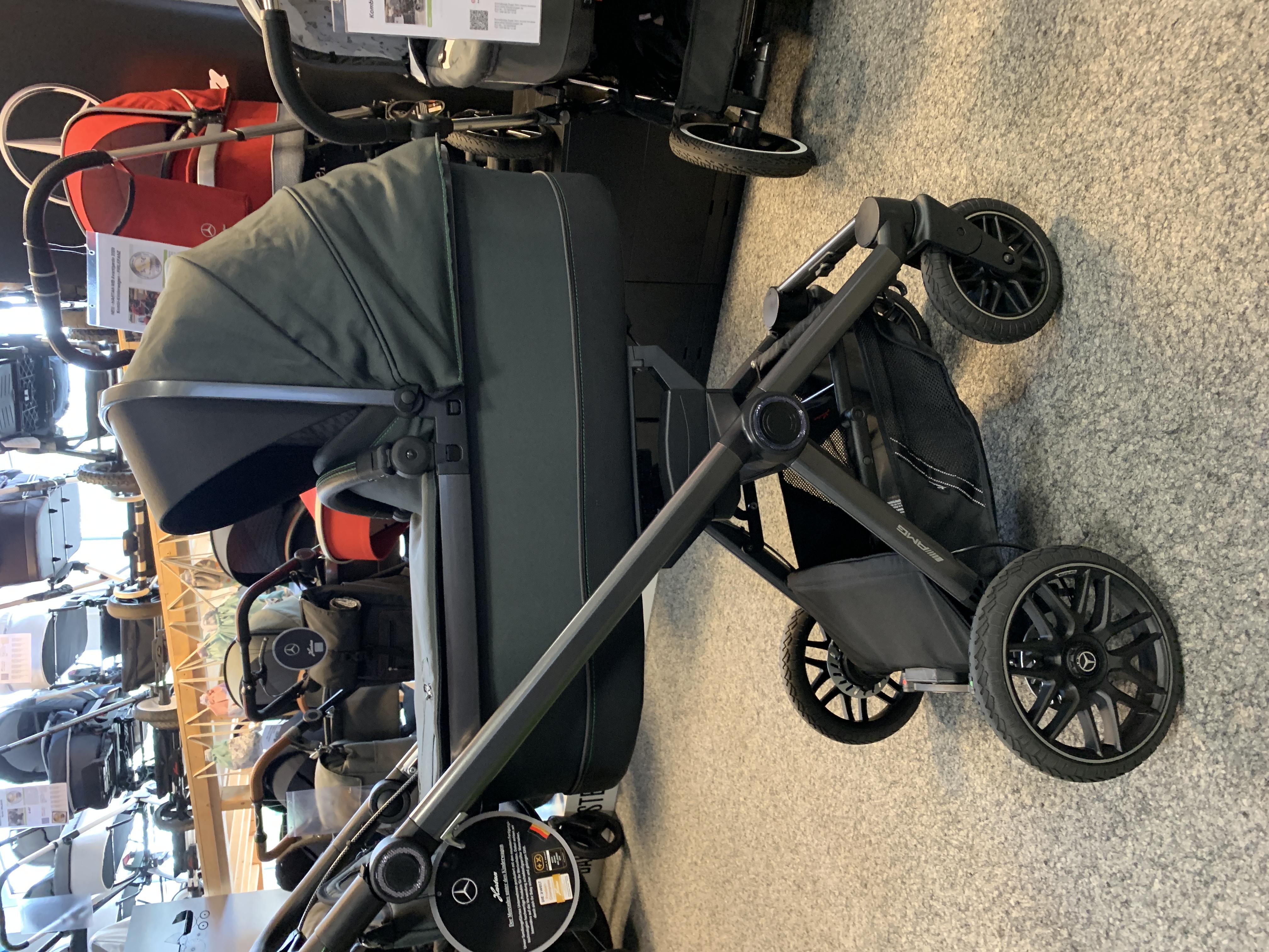 HARTAN AMG GT (2021) Kombi-Kinderwagen
