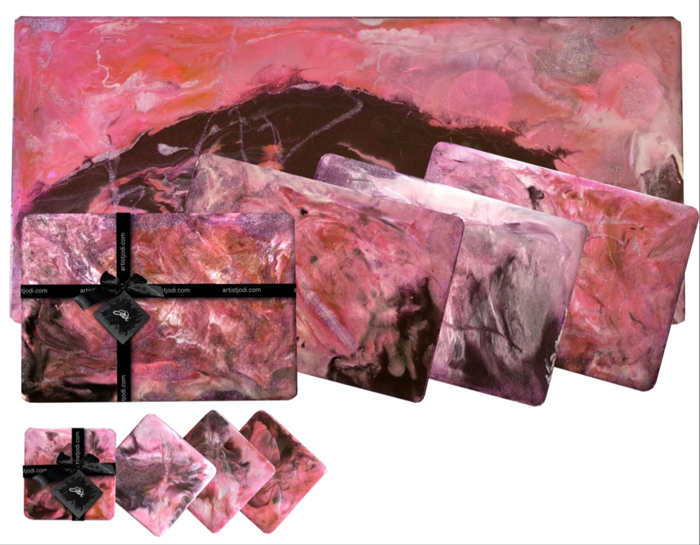Tableware Pink