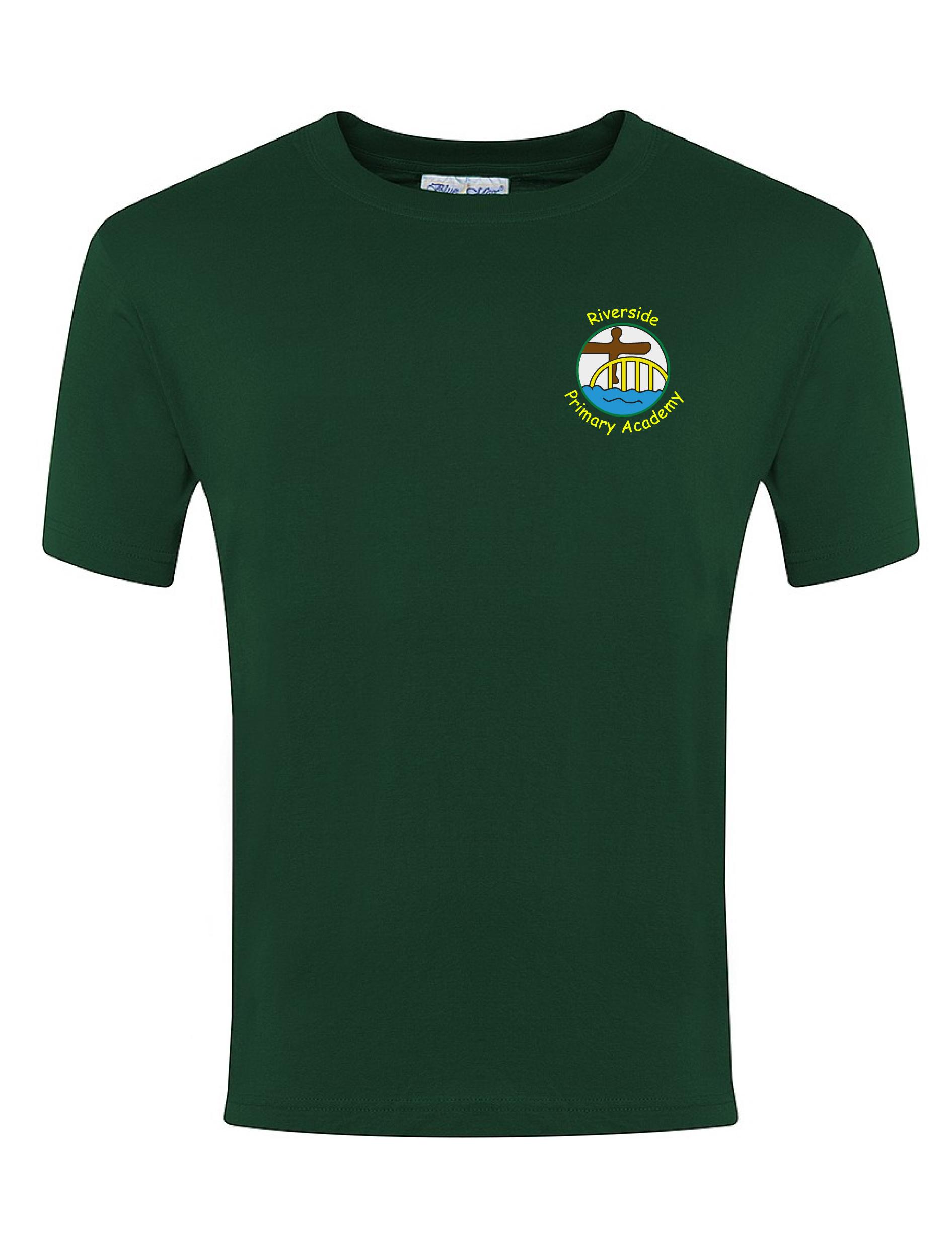 Riverside Academy PE T-Shirt