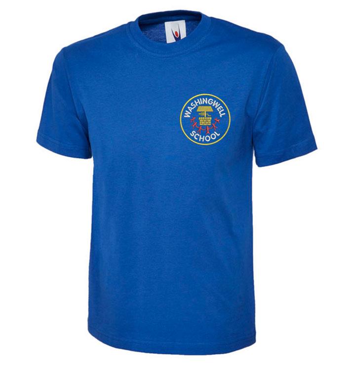 Washingwell Nursery T-Shirt
