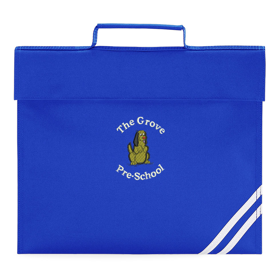 The Grove bookbag