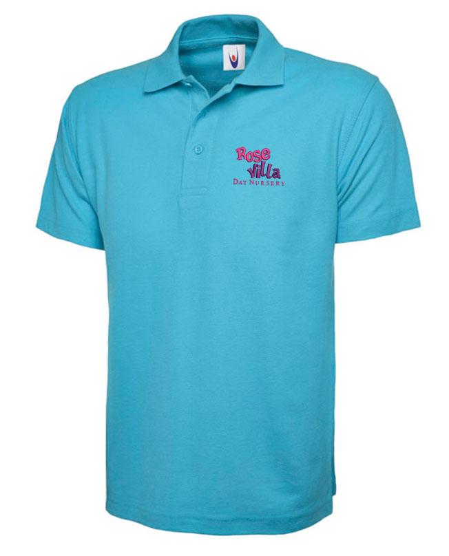 Rose Villa Polo shirt
