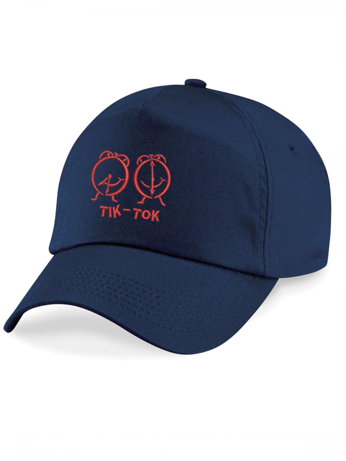 Tik Tok Cap