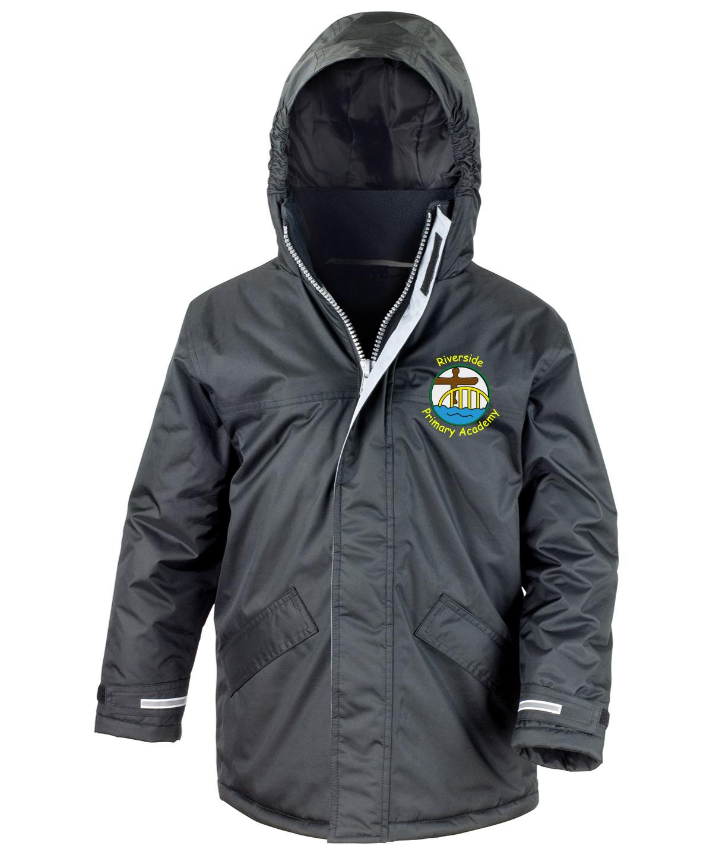 Riverside School Rain Jacket