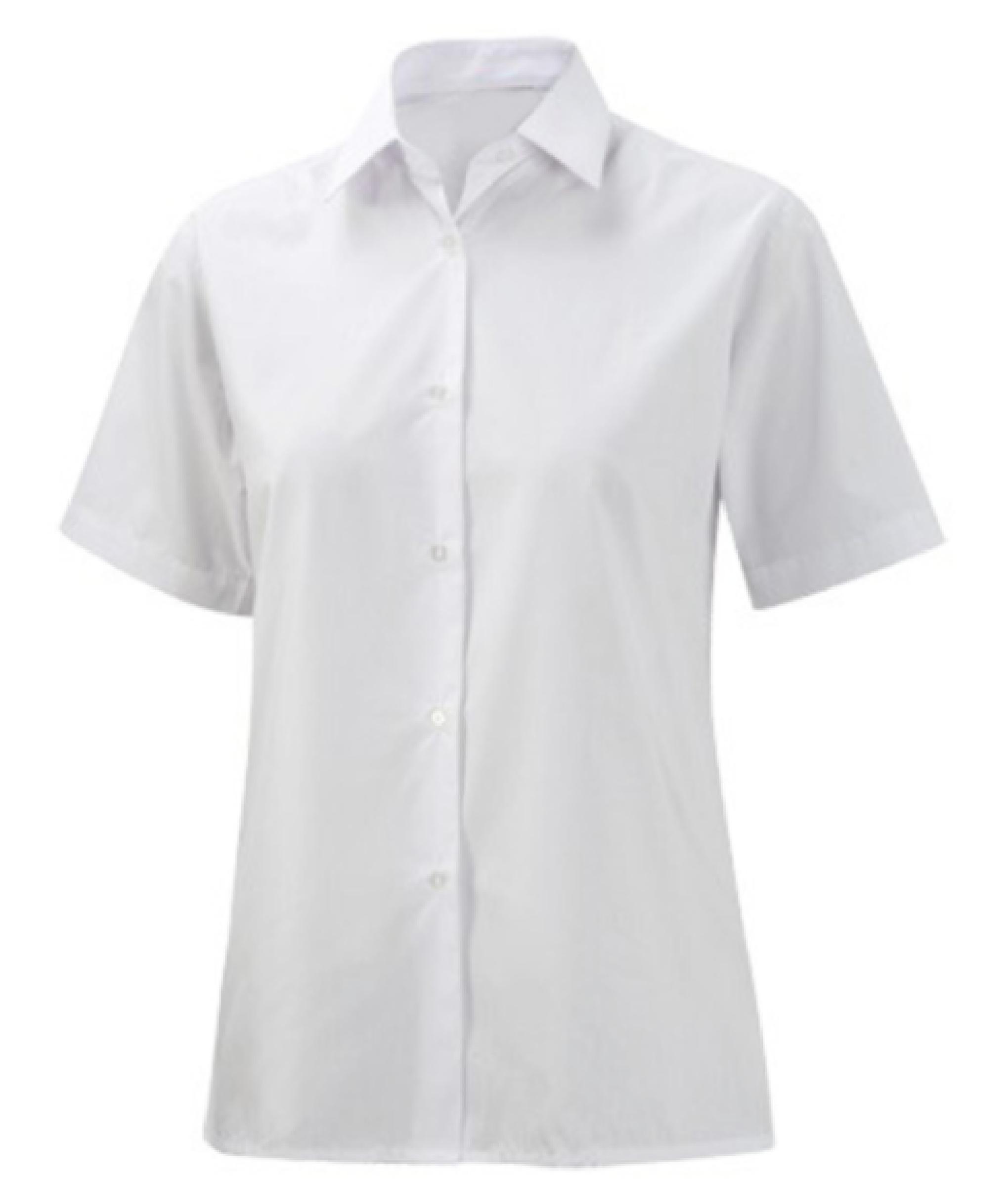 Boys School White Shirt