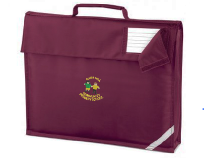 Carr Hill Book Bag