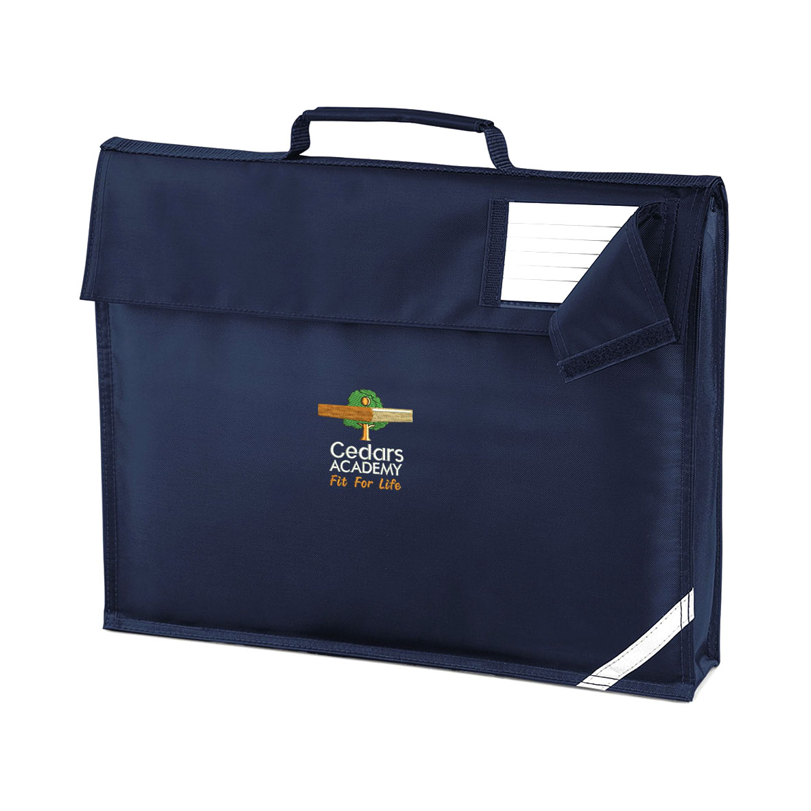 Cedars Book Bag