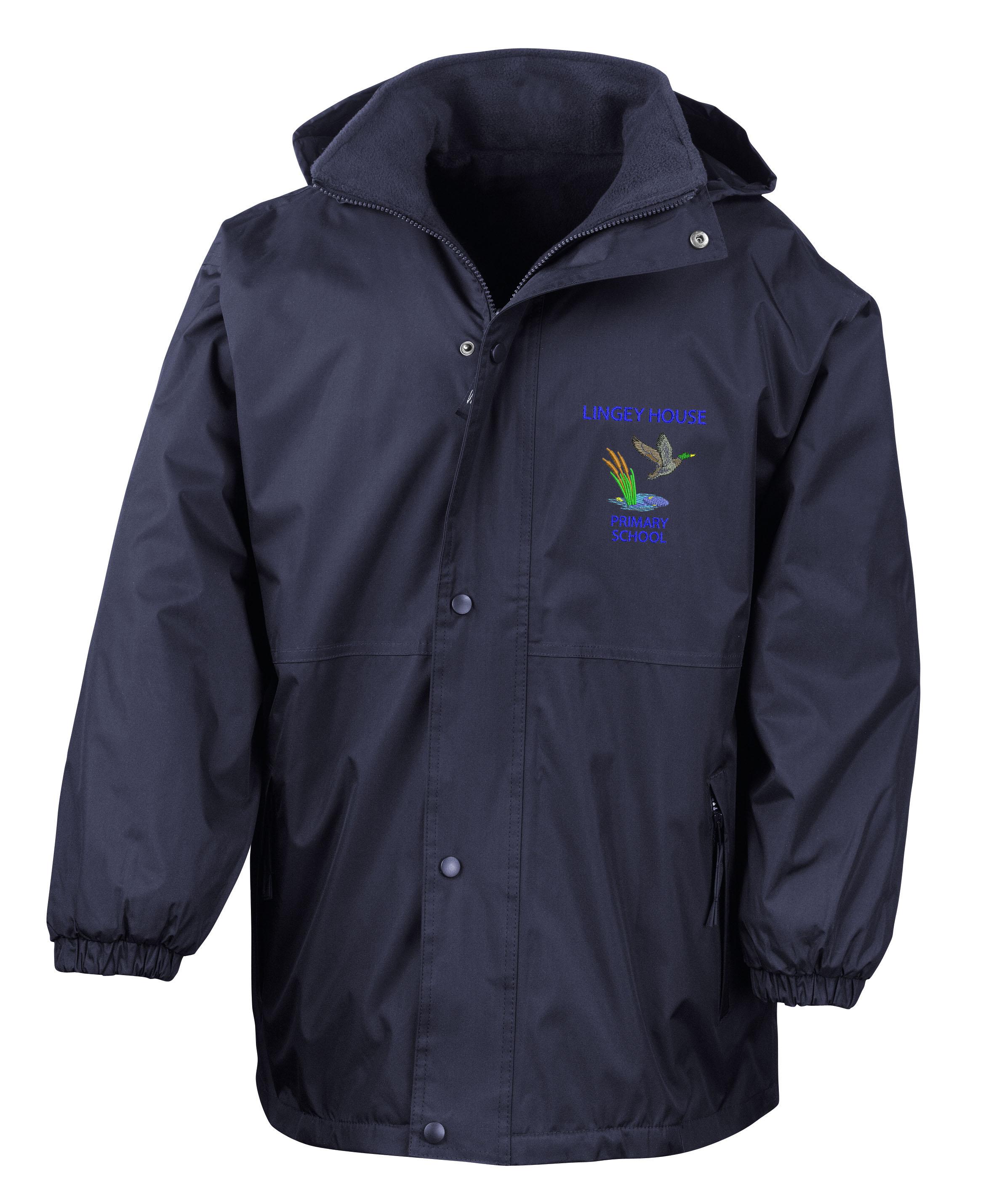 Lingey House Rain Jacket