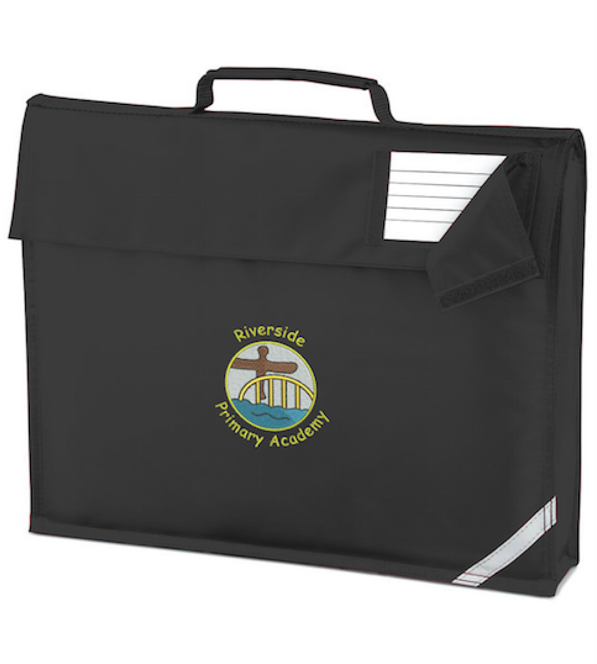 Riverside Academy Book Bag