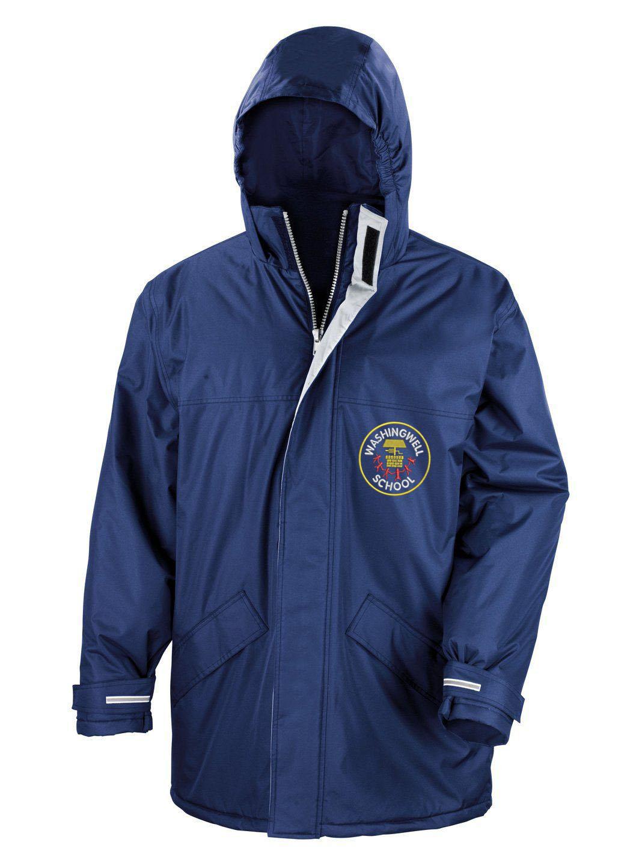 Washingwell Rain Coat