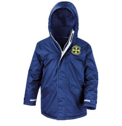 St Joseph's RC VA Rain Coat