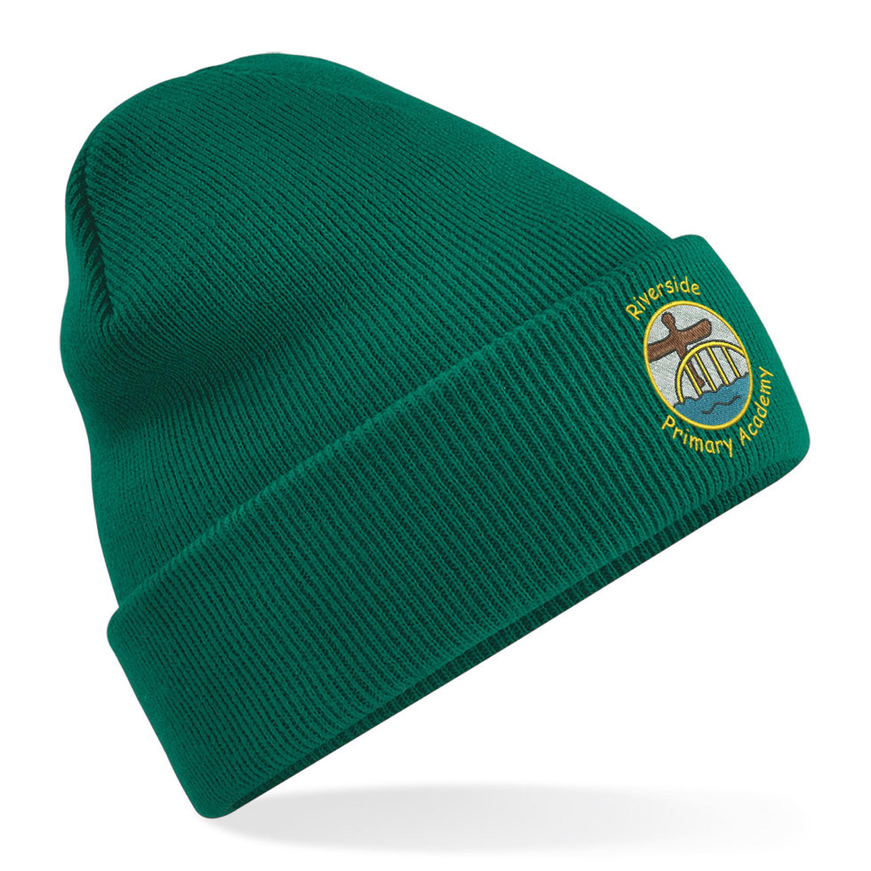 Riverside Academy Beanie Hat