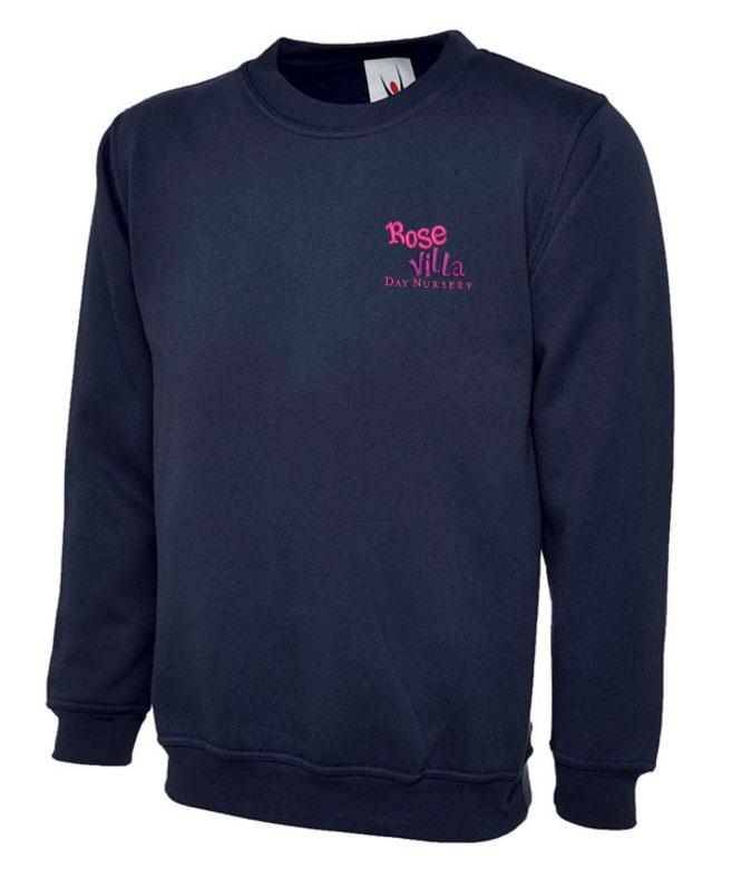 Rose Villa Sweatshirt