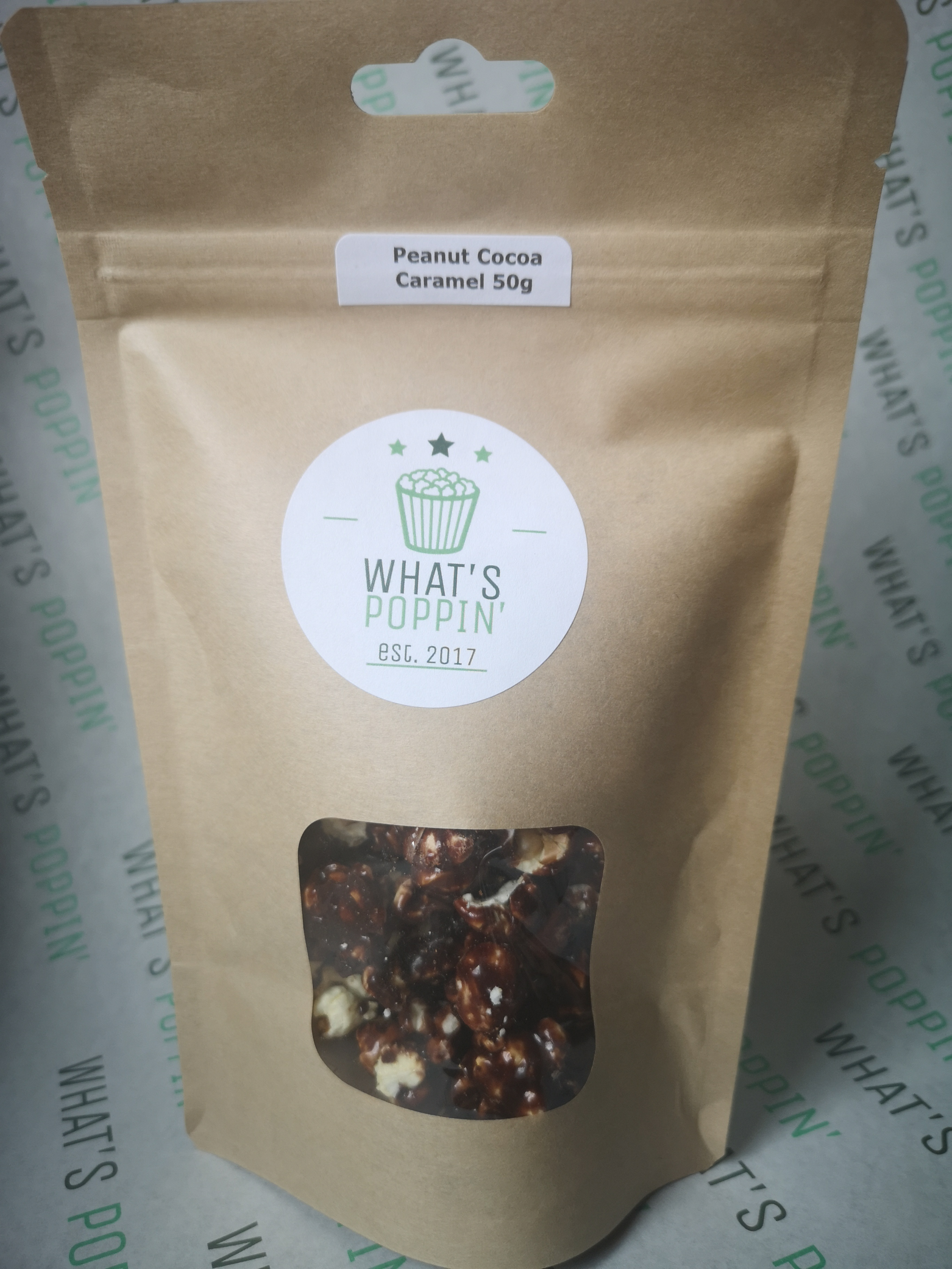 LIMITED EDITION! Peanut Cocoa Caramel