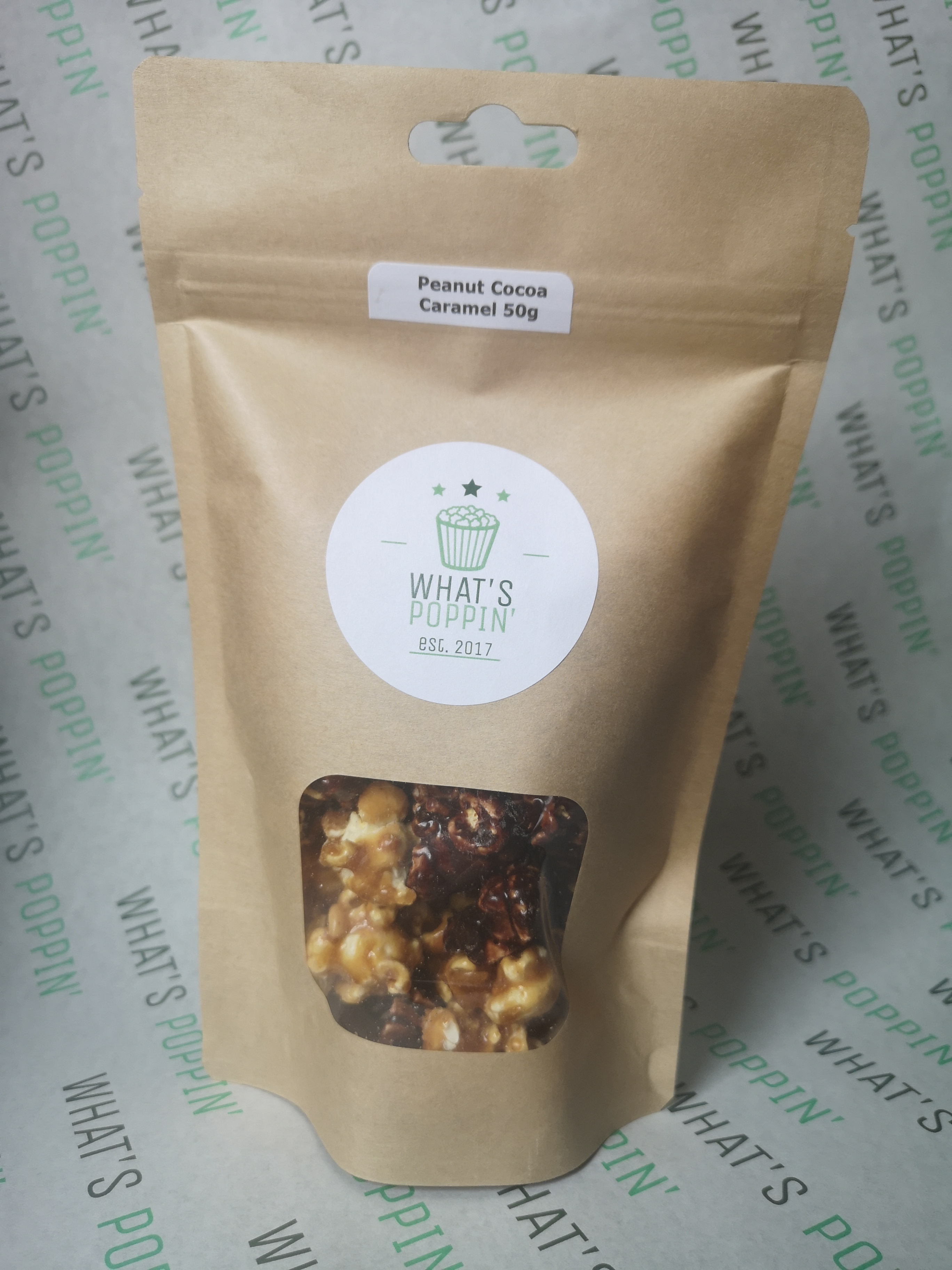 LIMITED EDITION! Peanut Brittle Cocoa Mix