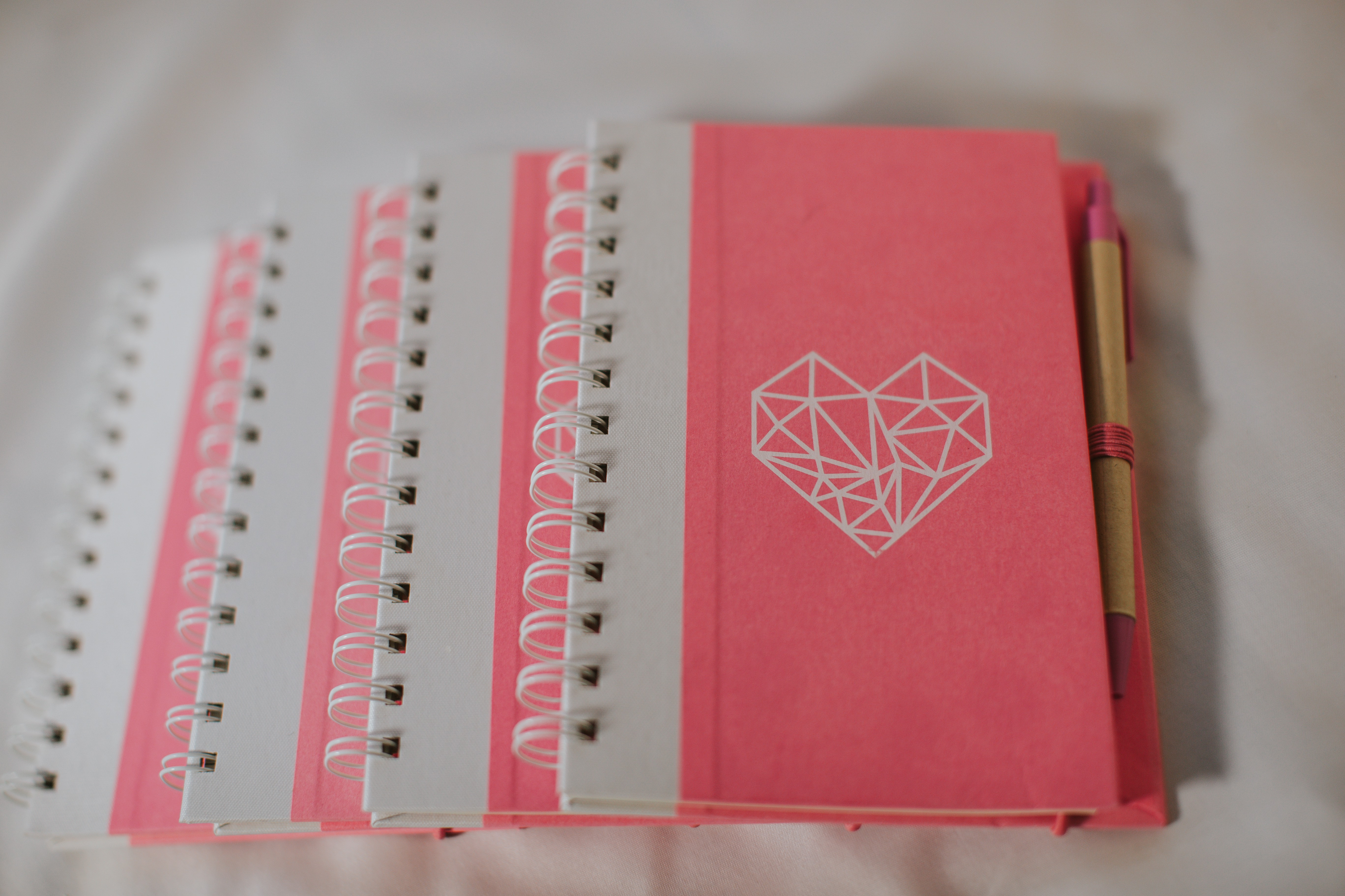 Be Bold Notebook