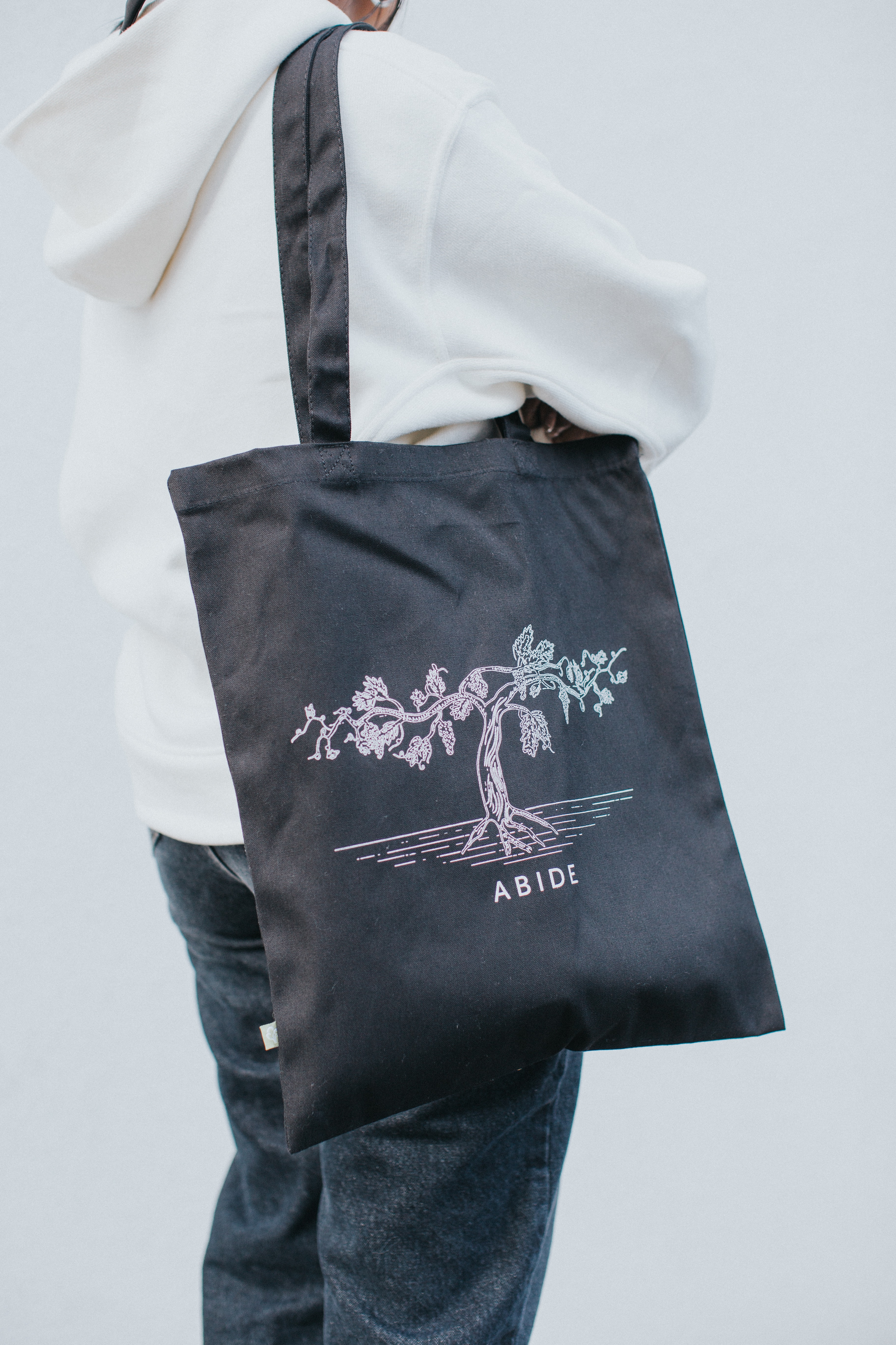 Might, Power < Spirit | Tote Bag (VS20)