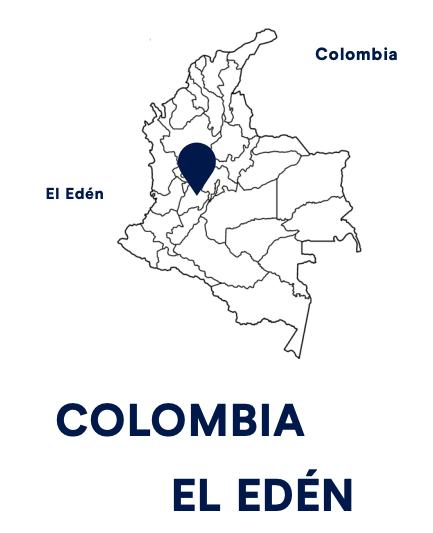 Colombia EL EDEN