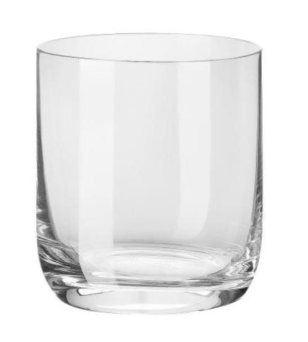 Vatten-, drink-, whiskey-, dessertglas