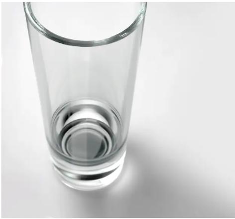 Snaps-, shotglas