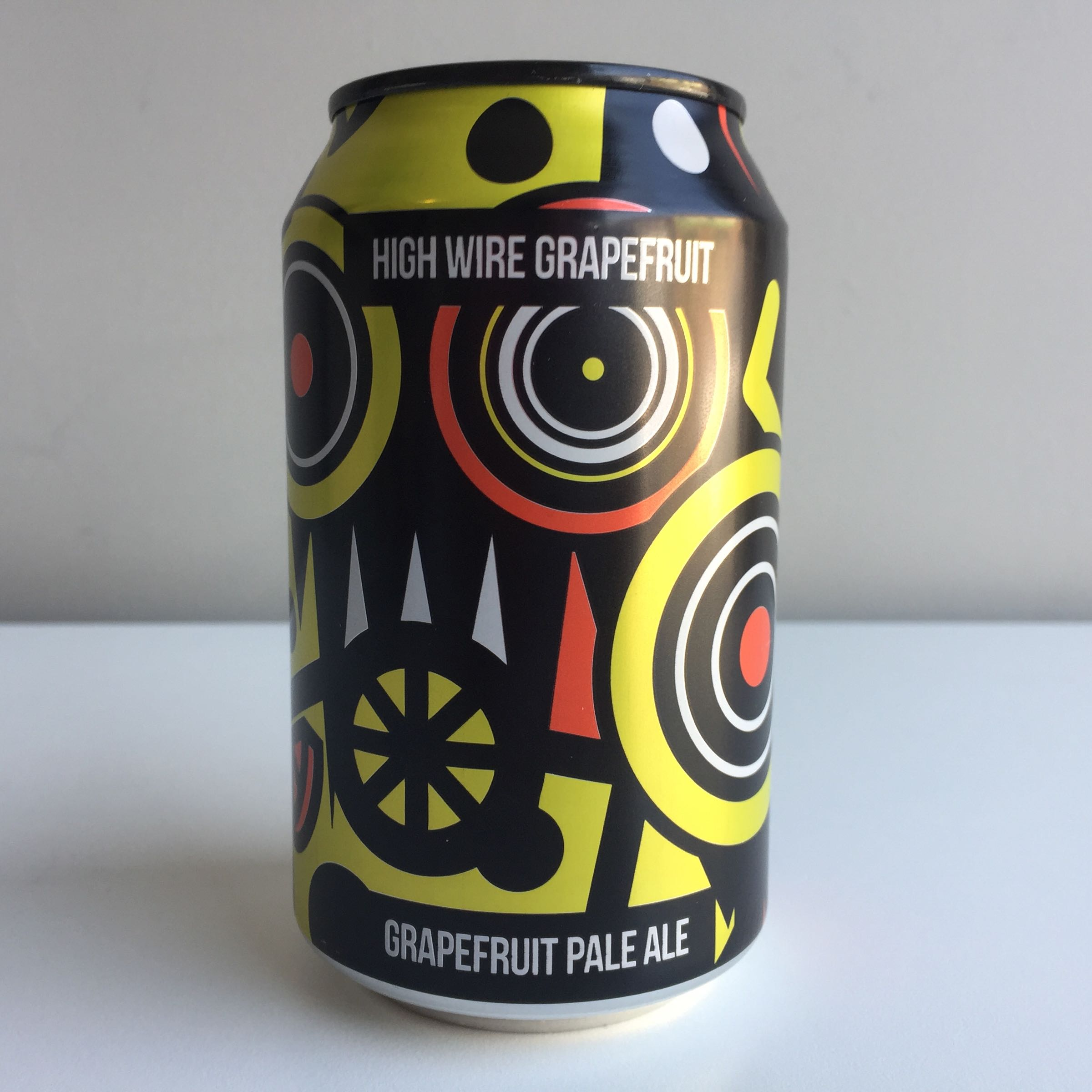 Magic Rock Brewing 'High Wire Grapefruit' Grapefruit Pale Ale 330ml 5.5% ABV